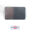 "Aluminum Blank Metal Tag - .008"" x 3"" x 6"" - One Hole"