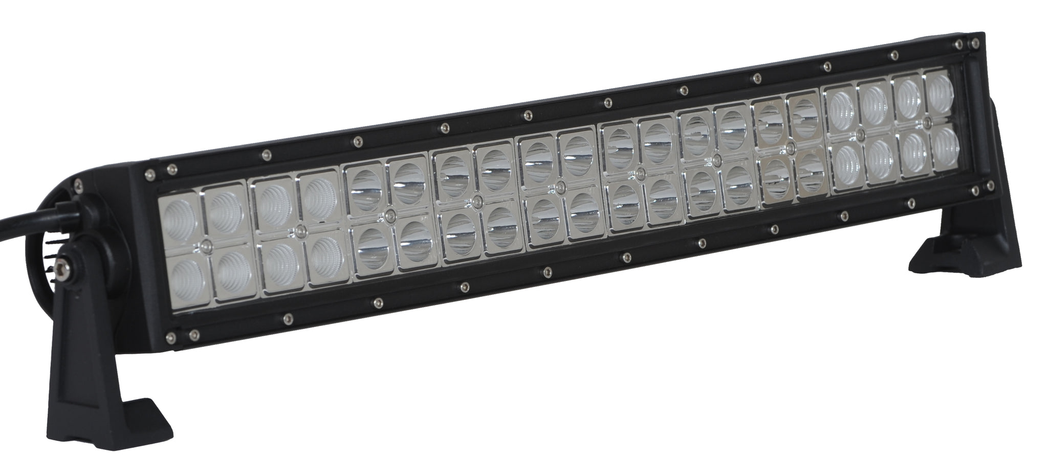 "22"" Curved Double Row 120W LED"