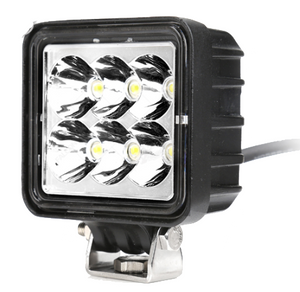 "3"" Square 18W LED Kit (2 lights per kit)"