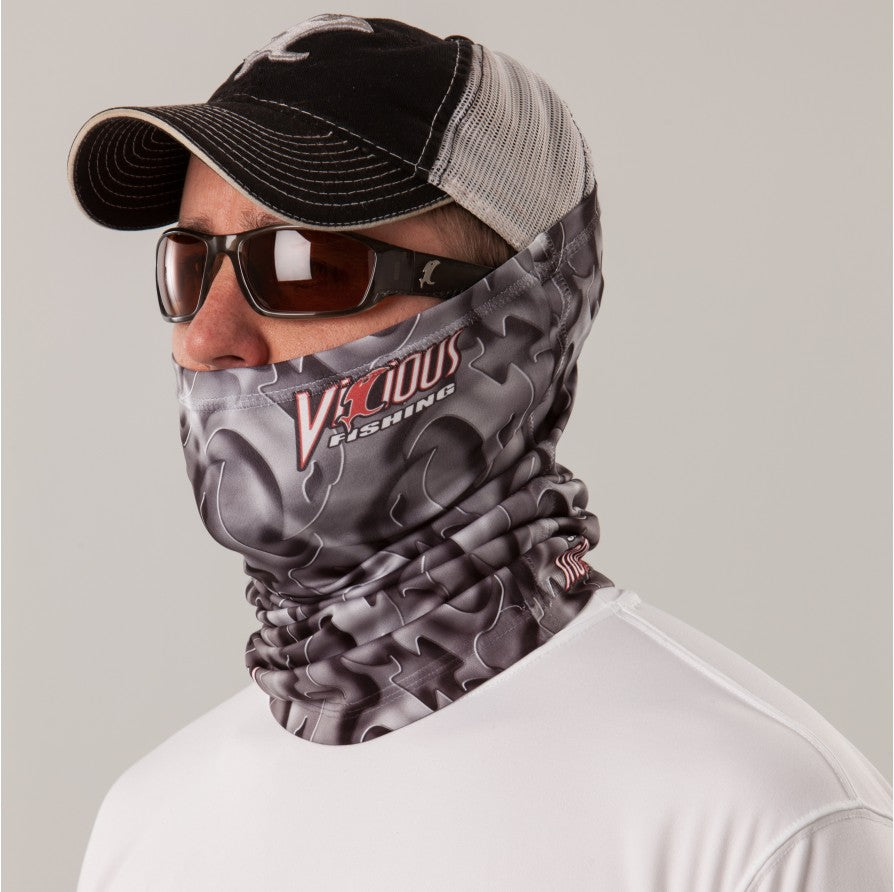 Gray Vicious Gaiter