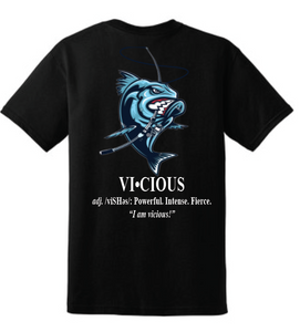 Vicious Defined SS Tee (5 colors)