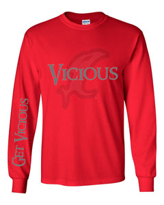 "Vicious ""Ghost Vic"" LS Tee"