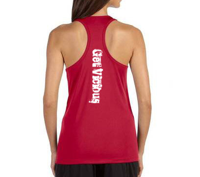 Vicious Red Performance Tank