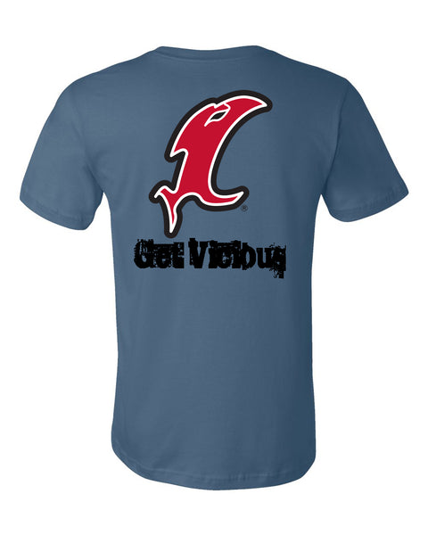 "Classic ""Get Vicious"" Logo SS Tee"