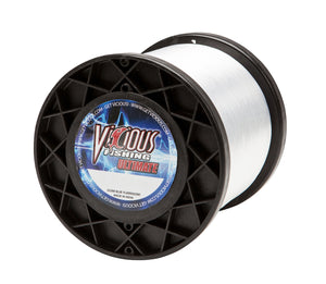 8lb Vicious Clear Blue Ultimate - 6,500 Yards