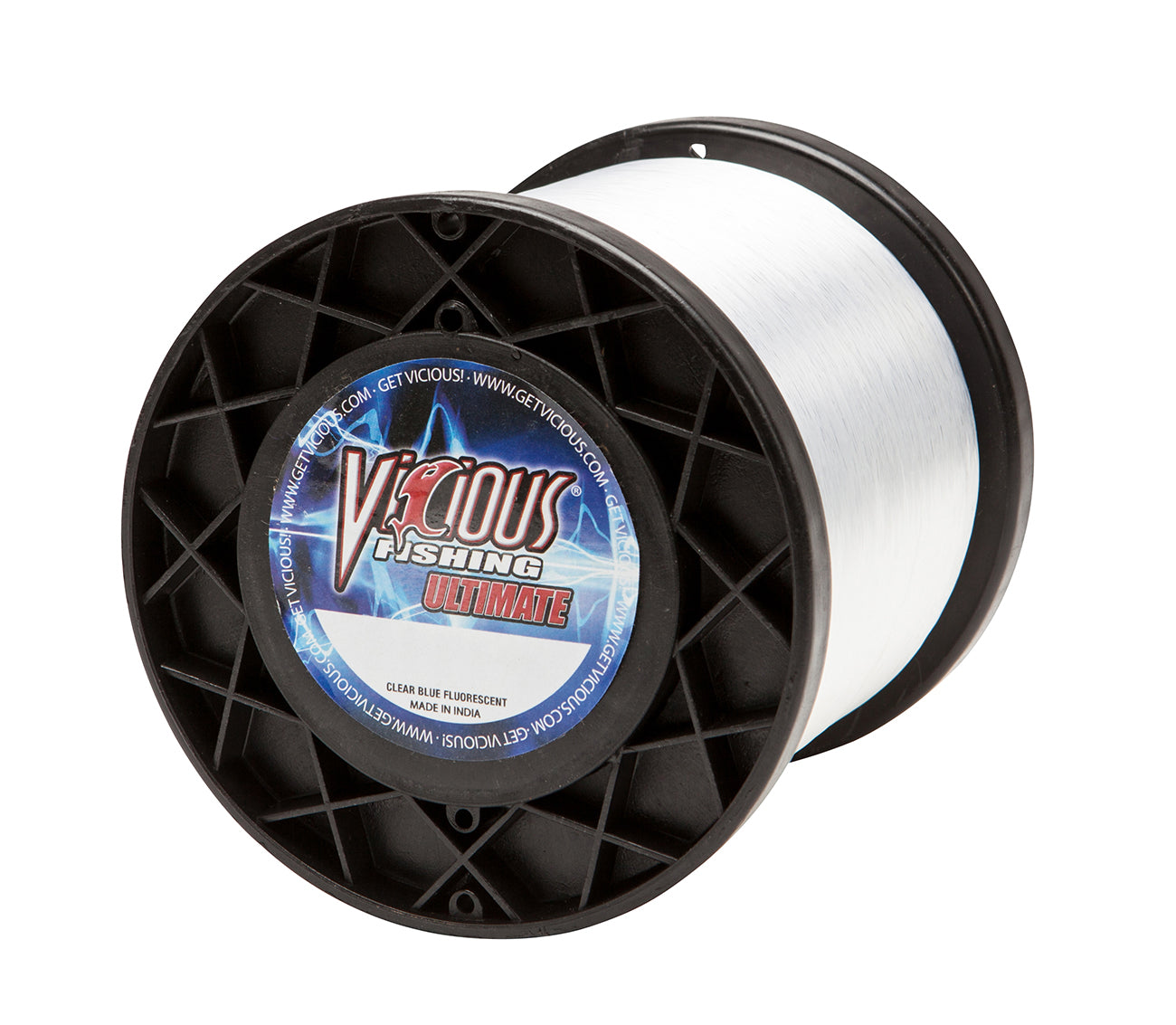 14lb Vicious Clear Blue Ultimate - 4,000 Yards