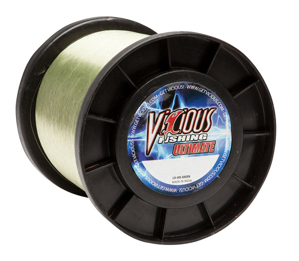50lb Vicious Lo-Vis Green Ultimate - 2,000 Yards