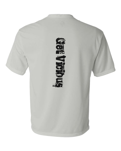 Outline Vic Gray Performance Tee