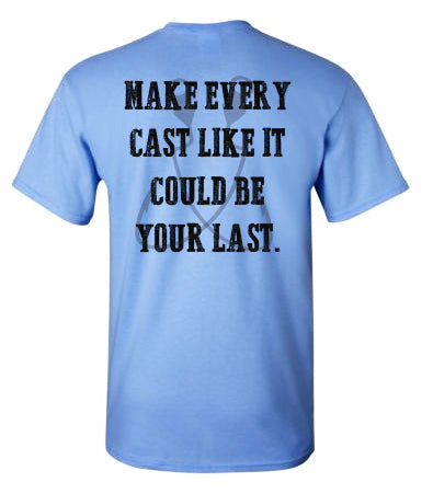 Make Ever Cast... SS Tee