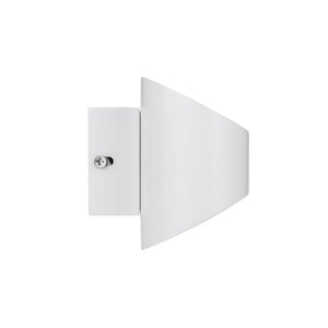 LED Aluminum Modern Wall Lamp for Bedroom Hallway Bathroom Wall Lamps Fixture Decorative Night Light For Pathway Bedroom, Kitchen, Dinning Room, Balcony warm white 5W 3000k