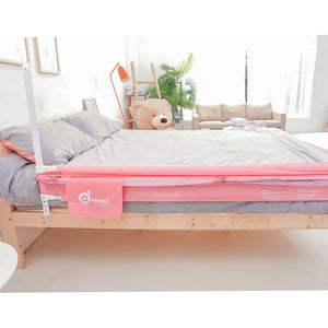 150cm Baby Child Toddler Vertical Lifting Safety Bed Rail Anti Falling Bed Guard