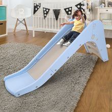 Large Climber Slide Stairs Basketball Hoop for Kid Toddler Indoor Outdoor Sports