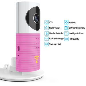 1080P HD IP Wireless Smart WiFi  CCTV Camera Video Baby Monitor Camera