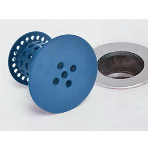 HK The Revolutionary Bathroom Tub/ Sink Drain Protector Hair Catcher Snare Silicone Hair Catcher Stopper Clean Strainer Filter