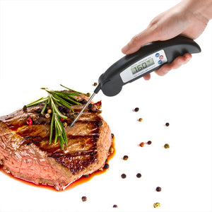 Agptek Fast Accurate High-Performing Digital Meat BBQ Grill Thermometer with Probe