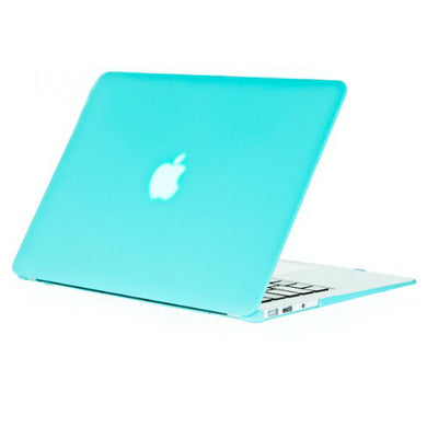 AGPtek 3in1 Rubberized Hard Cover Case with Keyboard Skin Screen Protector for Macbook Air 13.3 Inch A1369 A1466