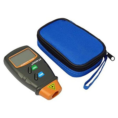 AGPtek General LCD Digital Laser Photo Tachometer RPM Tach Tool (2.5 to 99999.9 RPM)