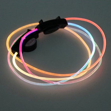 AGPtek Colorful 3 Mode LED Light Up Shoe Shoelaces Shoestring Flash Glow Stick Strap For Party Hip-hop Skating Running