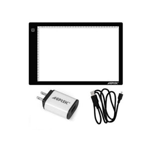 LED Artcraft Tracing Light Pad A4 size Light Box Ultra-thin USB Power Cable Dimmable Brightness Tatoo Pad Aniamtion