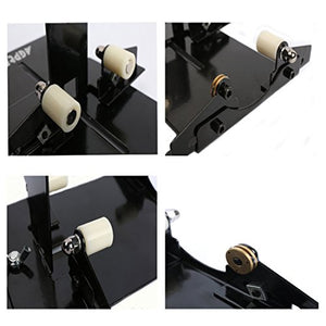 AGPtek Black Glass Bottle Cutter Machine Cutting Tool For Wine Bottles Easy To Use
