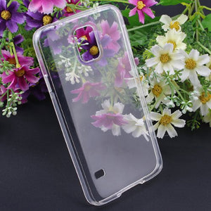 AGPtEK Mobiles Premium Ultra Thin Slim Clear Transparent Crystal Soft TPU Silicone Gel Cover Case Skin for Samsung Galaxy S5 i9600
