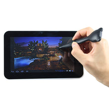 Stylus & ball Pen for iPad 2 & New iPad 3 HD or iPhone 5/ iPhone 4S/4 and all touchscreens w/ support function