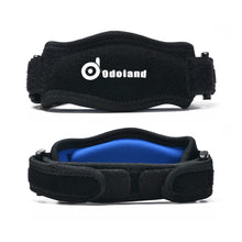 ODOLAND 2PCS Tennis Elbow Brace Durable Compression Elbow Brace for Pain Relief Solution