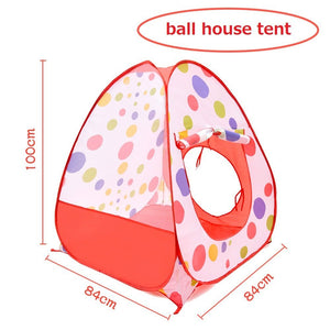 Odoland Children Play Tent for Kids Indoor & Outdoor Playhouse [New Design]
