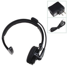 AGPtek Bluetooth V2.1 Headset Flexible Boom Mic with 12 Hours Talk Time and 250 Hours Standby Time