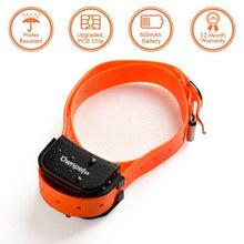 Ownpets 330 Yard 100levels Rechargeable Rainproof  LCD Shock Vibra Remote Pet Dog Training Collar