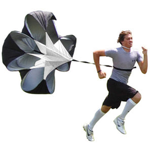 "56"" Running Chute Training Sprint Gear"