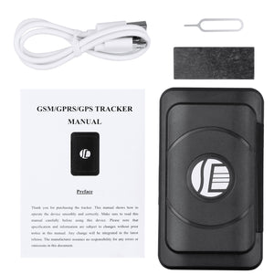 Magnetic Mini GPS Tracker Car Kid GSM GPRS Real Time Tracking Locator Hidden Spy
