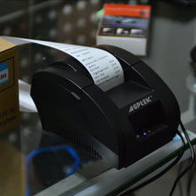 AGPtek Thermal Printer High Speed USB Port POS Thermal Receipt Printer compatible 58mm Thermal Paper Rolls