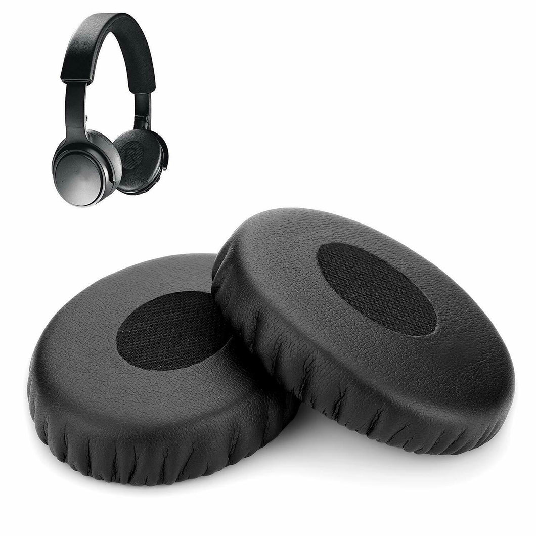 Black Replacement Ear Cushions Kit Replacement Ear Pads for Bose OE2 OE2i Headphones