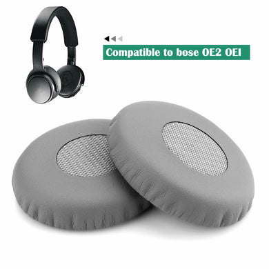 Gray Replacement Ear Cushions Kit Replacement Ear Pads for Bose OE2 OE2i Headphones
