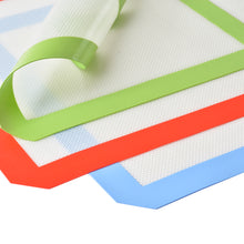 3pack Silicone Baking Mat Non-Stick Heat Resistant Liner Sheet Fool Mat