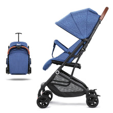 Odoland Baby Infant Foldable Umbrella Stroller Lightweight Travel Carriage Pushchair