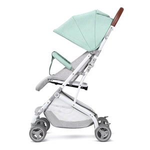 Light Blue Baby Infant Foldable Umbrella Stroller Lightweight Travel Carriage Pushchair