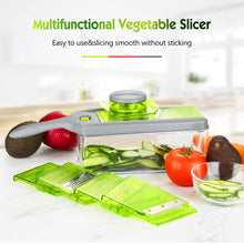 Handheld Vegetable Chopper Slicer Potato Onion Cutter Veggie Dicer Kitchen Tool