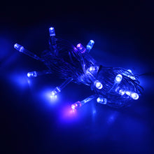 3Mx3M 300 LED Blue Fairy String Light Curtain Light with Controller