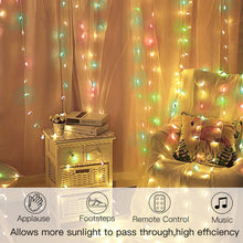 RGB Color  USB Remote Control 3*3M 300LED String Lights Waterproof