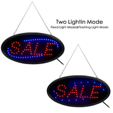Ultra Bright Open Sign Neon LED Light Animated Motion Flash Business Ad Board