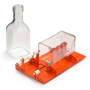 Creative Glass Bottle Cutter Machine for Beer Wine Jar DIY Recycle Tool Home Bar