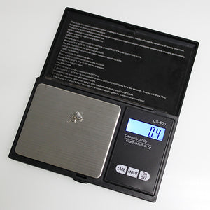 1000g x 0.1g Digital Pocket Gram Precise Scale for Jewelry Gold Balance Weight