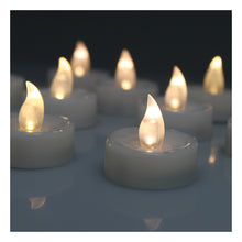 60pcs Warm White LED Light Wedding Party Flameless Candle Without Timer Tealight