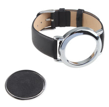 Brown Leather Band For Misfit Shine Bracelet Activity & Sleep Monitor Wristband