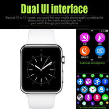 DM09 Bluetooth Smart Watch SIM Phone Mate For Android IOS iPhone Samsung