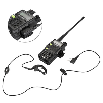 BAOFENG UV-5R5 VHF/UHF Dual Band Two Way Ham Radio Transceiver Walkie Talkie