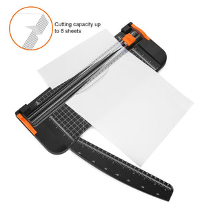 "12"" A4 Paper Trimmer Cutter Scrap Booking Tool Safeguard Guillotine Page"
