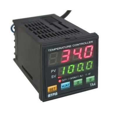 1 PIECE  TA4-SNR Digital PID Temperature Controller 1 Alarm Relay Output TC/RTD